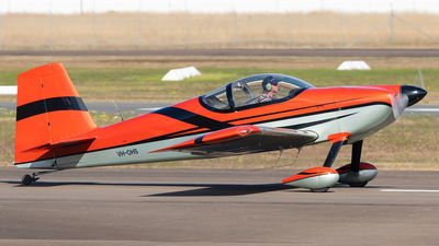 VH-OHS - Vans RV-7 - Private