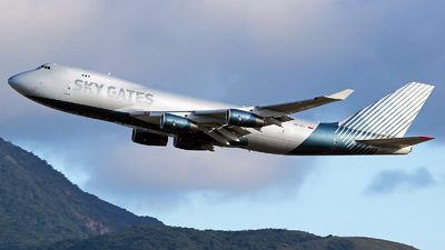 VP-BCI - Boeing 747-467F(SCD) - Sky Gates Airlines
