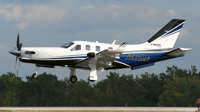 N442MA - Socata TBM-700 - Private