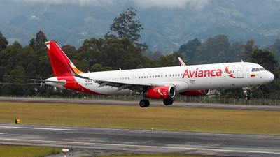 A picture of N747AV - Airbus A321231 - Avianca - © Alex Rivera