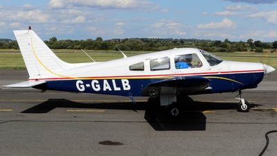 A picture of GGALB - Piper PA28161 - [288616021] - © David Cook