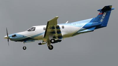 HB-FXI - Pilatus PC-12 NGX - Pilatus Aircraft