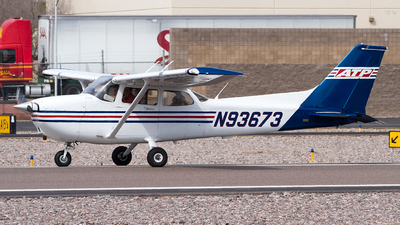 N93673 - Cessna 172S Skyhawk SP - Air Transport Professionals (ATP)