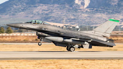 89-2109 - General Dynamics F-16C Fighting Falcon - United States - US Air Force (USAF)