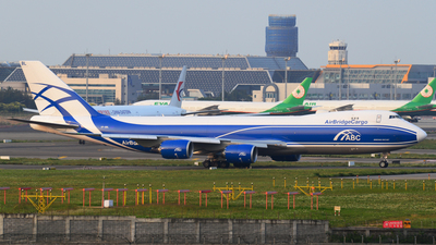 VP-BBL - Boeing 747-83QF - Air Bridge Cargo