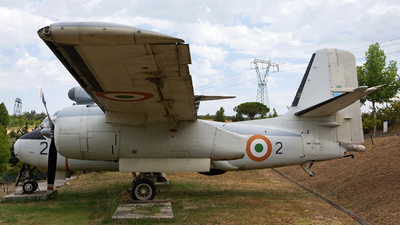 MM133069 - Grumman S-2 Tracker - Italy - Air Force