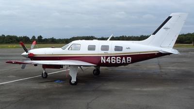 N466AB - Piper PA-46-500TP Malibu Meridian - Private