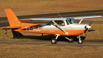 PR-RLC - Cessna 152 - Aero Club - Bragança Paulista