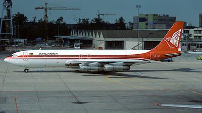 4R-ALA - Boeing 707-312B - AirLanka