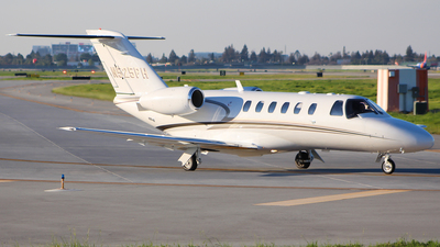 N525PH - Cessna 525 Citation CJ2 - Private