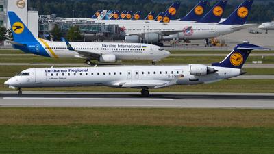 D-ACKF - Bombardier CRJ-900ER - Lufthansa Regional (CityLine)