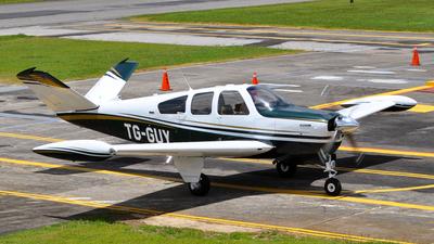 TG-GUY - Beechcraft V35B Bonanza - Private