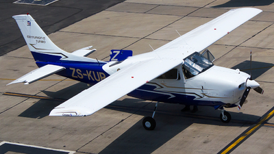 ZS-KUP - Cessna T210N Turbo Centurion II - Private