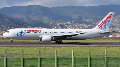 EC-HSV - Boeing 767-3Q8(ER) - Air Europa