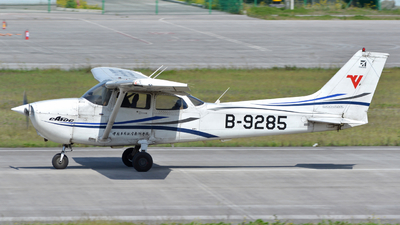 B-9285 - Cessna 172R Skyhawk - Civil Aviation Flight University of China