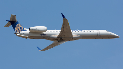 N24128 - Embraer ERJ-145XR - United Express (ExpressJet Airlines)