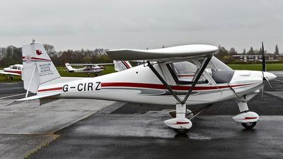G-CIRZ - Ikarus C-42 - Private