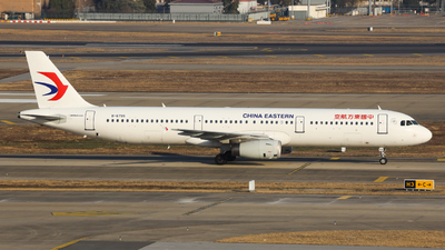 B-6755 - Airbus A321-231 - China Eastern Airlines
