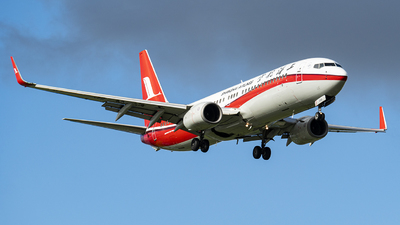 A picture of B2688 - Boeing 73786D - Shanghai Airlines - © KirkXWB