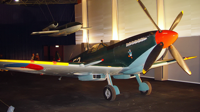 H-53 - Supermarine Spitfire Mk.IX - Netherlands - Royal Air Force