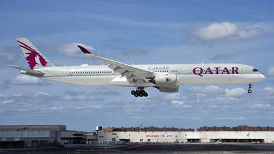A7-ANF - Airbus A350-1041 - Qatar Airways