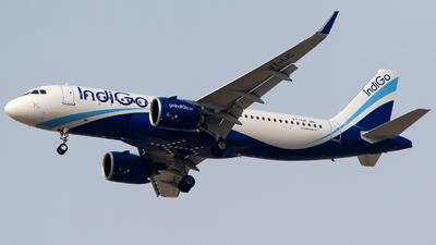 VT-IJC - Airbus A320-271N - IndiGo Airlines