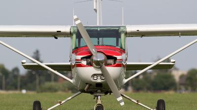 SP-KIO - Cessna 152 II - Aero Club - Poznanski