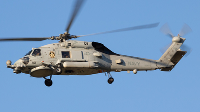 168157 - Sikorsky MH-60R Seahawk - United States - US Navy (USN)