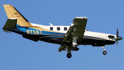 N75BT - Socata TBM-700A - Private