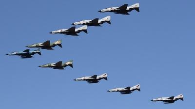 57-6913 - McDonnell Douglas RF-4E Kai Phantom II - Japan - Air Self Defence Force (JASDF)
