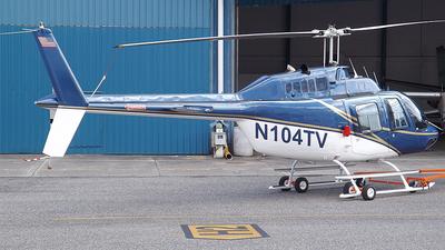 N104TV - Bell 206B JetRanger - Private
