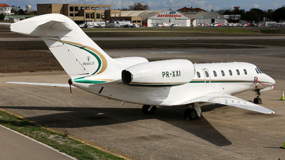 PR-XXI - Cessna 750 Citation X - Private