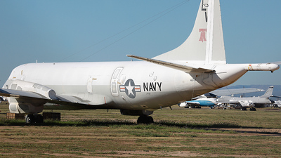 152737 - Lockheed P-3B Orion - United States - US Navy (USN)