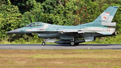 TS-1642 - Lockheed Martin F-16C Fighting Falcon - Indonesia - Air Force