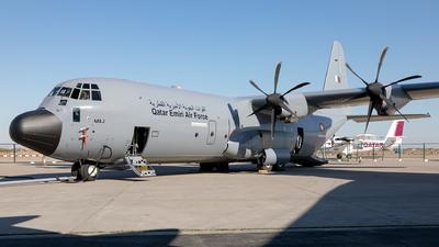 213 - Lockheed Martin C-130J-30 Hercules - Qatar - Air Force