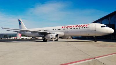 A picture of URWRV - Airbus A321231 - [1207] - © Deniz Can Biroglu