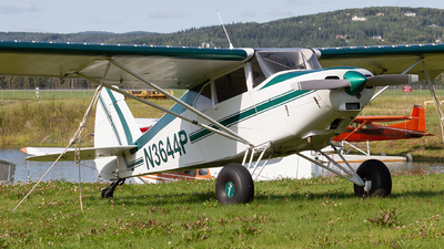 N3644P - Piper PA-22-150 Pacer - Private
