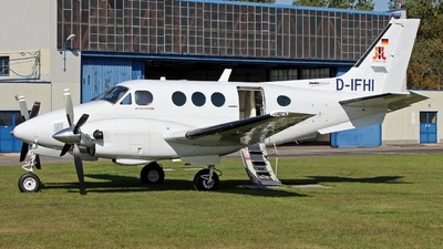 D-IFHI - Beechcraft C90 King Air - Pronar