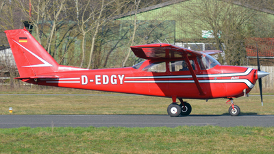 D-EDGY - Reims-Cessna F172H Skyhawk - Private