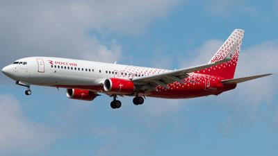 VQ-BVU - Boeing 737-8LJ - Rossiya Airlines