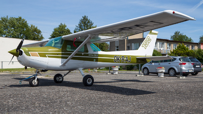 OK-RAJ - Cessna 152 II - Private