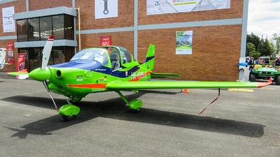 HK-4995-G - Mylius Flugzeugwerk My-103 Mistral - Private