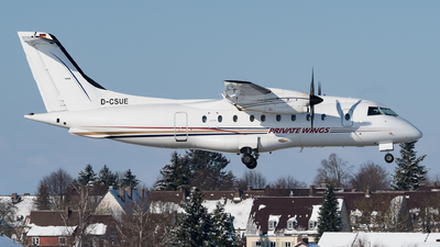 D-CSUE - Dornier Do-328-110 - Private Wings