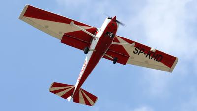 SP-KHD - Cessna 150K - Aero Club - Orlat Deblin