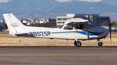 N802SP - Cessna 172S Skyhawk SP - Private