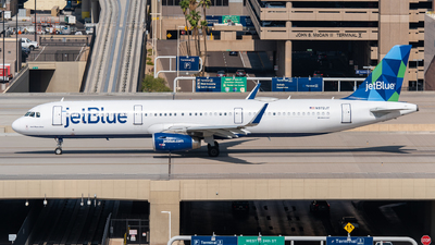 A picture of N972JT - Airbus A321231 - JetBlue Airways - © Jake  Sevigny
