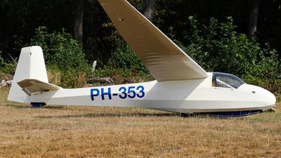 PH-353 - Schleicher KA-8B - Aero Club - Nistelrode