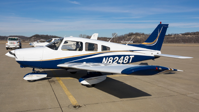 N8248T - Piper PA-28-161 Warrior II - Private