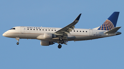 N87339 - Embraer 170-200LR - United Express (Mesa Airlines)