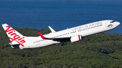 A picture of VHYFK - Boeing 7378FE - Virgin Australia - © Nicholas Kimura